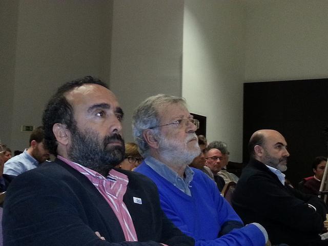 Miguel Ángel Morales agradece a tod@s por la I Jornada de la Historia del Socialismo