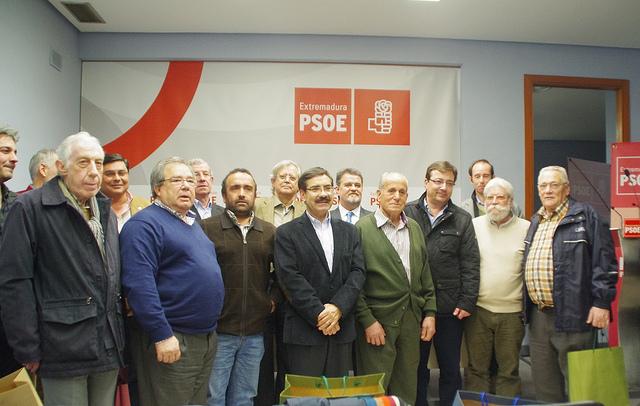 Centenario de la fundación de la Casa del Pueblo de Cáceres: las fotos