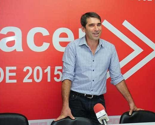 David Núñez presenta su precandidatura a las primarias del PSOE de Plasencia