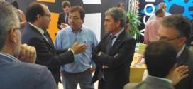 Fernández Vara apela a la innovación y la calidad para conseguir competitividad en el sector agroalimentario