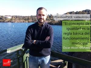 Óscar Alcón Granado