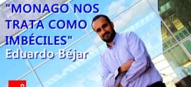 """Eduardo Béjar: """"Socialismo para la hiel de Monago"""""""