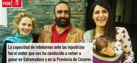 Carta de Miguel Ángel Morales a Alcaldes-as y Concelajes-as socialistas
