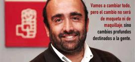 """Miguel Ángel Morales: """"Todo va a cambiar"""""""
