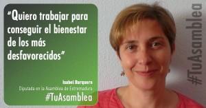 María Isabel Barquero