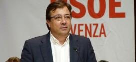 """Guillermo Fernández Vara: """"Sin ideología, lo que nace en un plató, muere en un plató"""""""