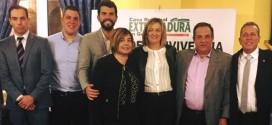 """Blanca Martín recibe el Premio """"Cultura Política"""" otorgado por la Casa Extremeña de Getafe"""