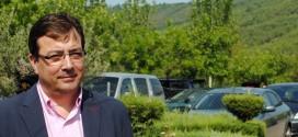 Guillermo Fernández Vara muestra su apoyo a las energías renovables