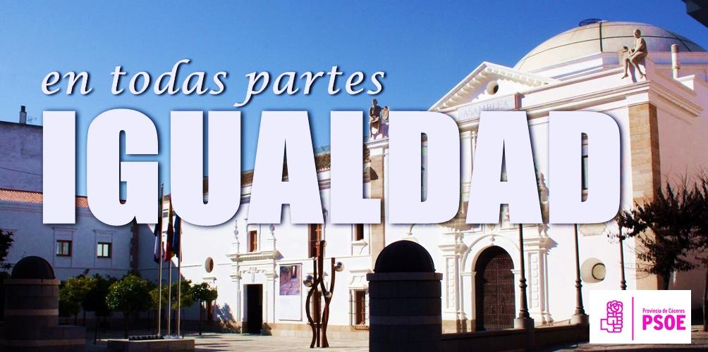 La Asamblea de Extremadura acogió la séptima conferencia del Foro Derecho e Igualdad sobre educación inclusiva