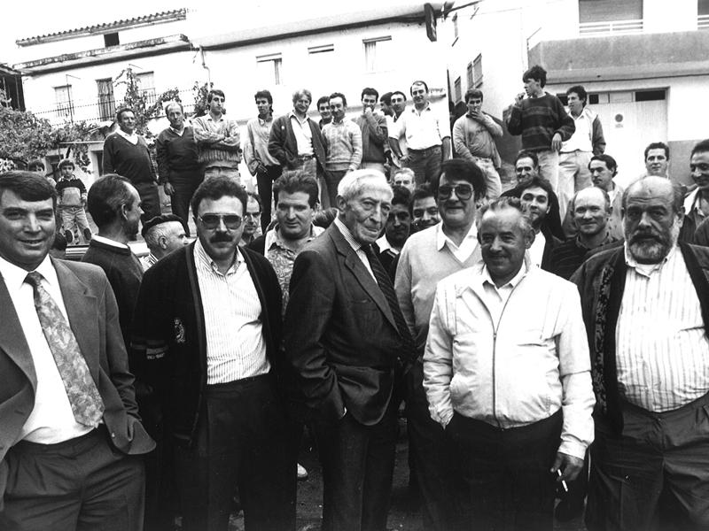 📹 VÍDEO | Todas las intervenciones de la V Jornada de Historia del Socialismo «Juan Ramón Ferrerira»