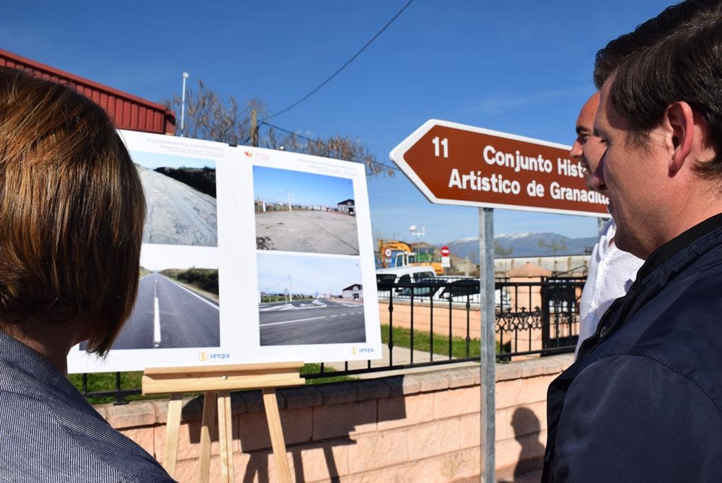 Comienzan las obras de rehabilitación de cinco carreteras con un presupuesto de más de un millón de euros