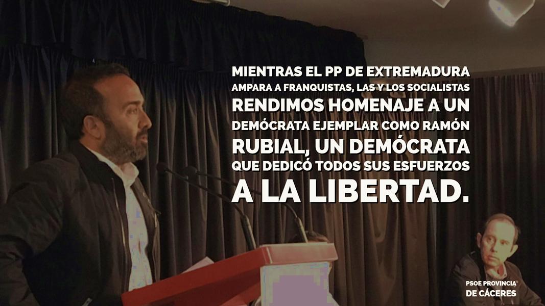 """Miguel Á. Morales: """"Nos votarán por lo que hagamos pero también si recordamos"""""""