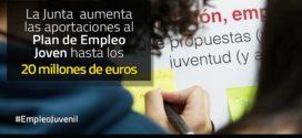 Esther Gutiérrez anuncia el aumento de las aportaciones al Plan de Empleo Joven hasta alcanzar los 20 millones de euros