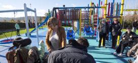 La Inclusión y la educación en torno a la naturaleza, componentes claves en el nuevo parque infantil adaptado que estrena El Cuartillo