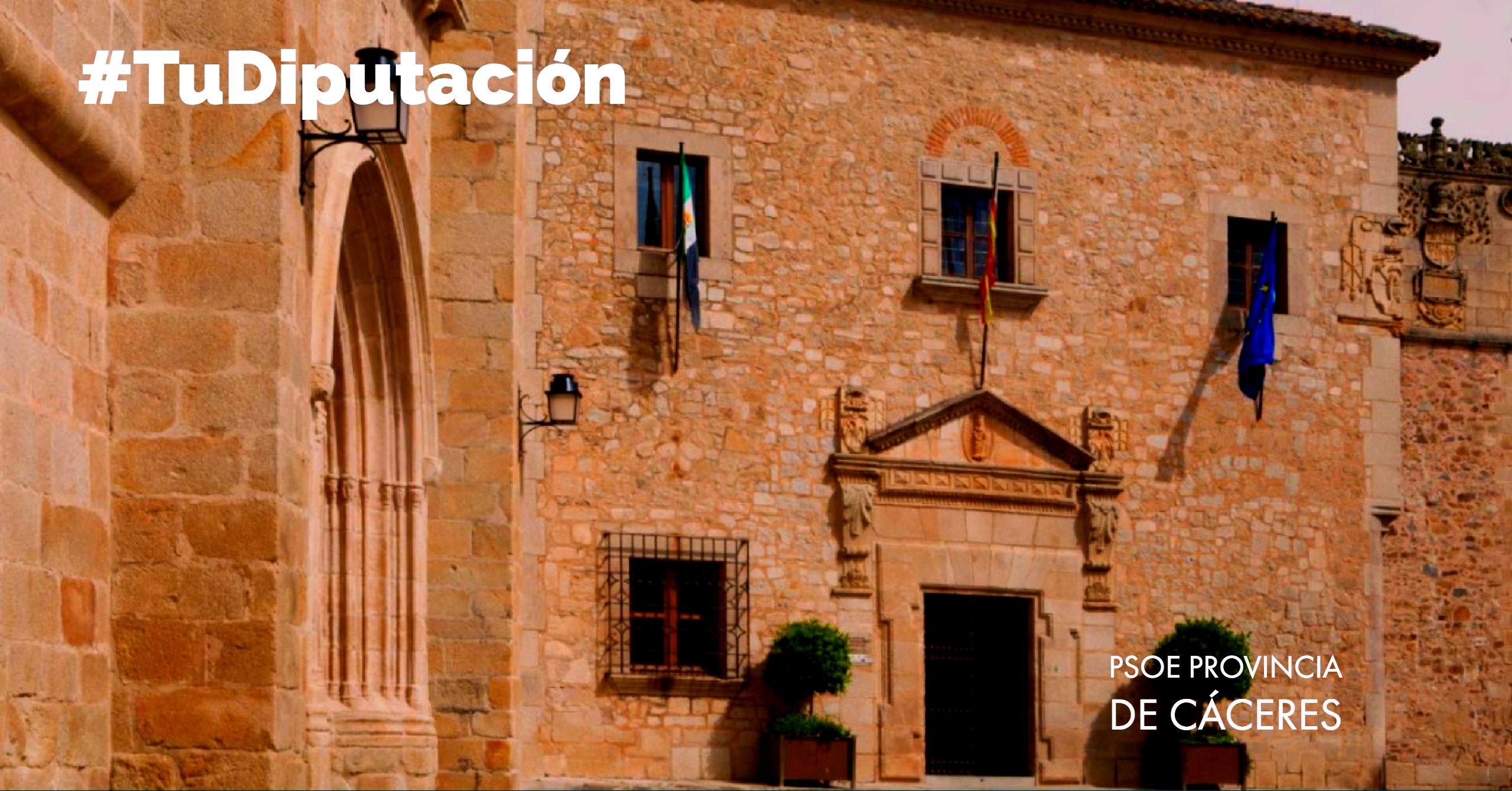 224 personas con alguna discapacidad han sido contratadas por ayuntamientos en el marco del programa Diputación Integra