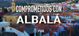 El PSOE de la provincia de Cáceres se compromete con Albalá