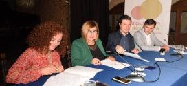 Un paso más de Diputación Desarrolla con la firma del Protocolo de Gestión con los 14 territorios