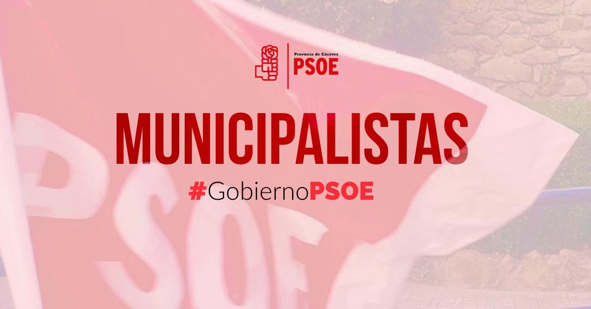 Belén Fernández: «Socialismo es municipalismo»