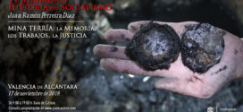 Programa de la VI Jornada de Historia del Socialismo Juan Ramón Ferreira Díaz