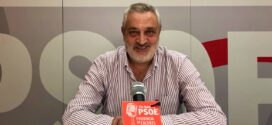 """Carlos Carlos: """"Enfocar el desarrollo de las comarcas es fundamental para la provincia"""""""