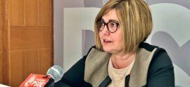 Charo Cordero agradece al PSOE que confíe en ella para continuar al frente de la Diputación de Cáceres