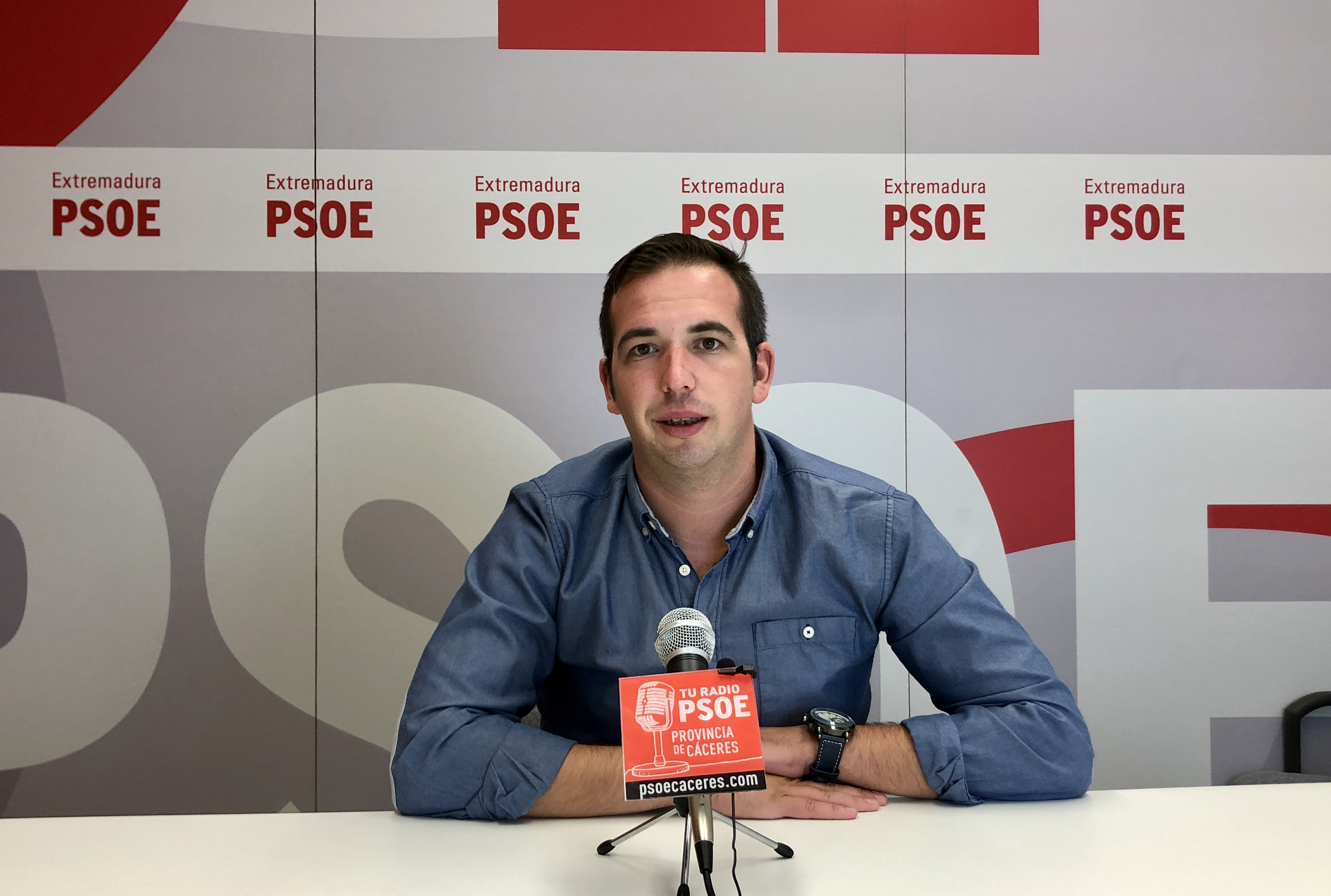 El PSOE de Valdefuentes solicita reunión con el equipo de gobierno porque «es hora de actuar» sobre el tema del agua