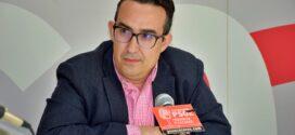"""Antonio Jiménez: """"Malpartida de Cáceres volverá a ser un pueblo de progreso con el PSOE"""""""