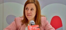 """Patricia Valle: """"El polígono industrial será el corazón del crecimiento de Hervás"""""""