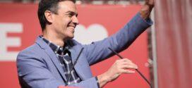 """Pedro Sánchez: """"Necesitamos una gran mayoría parlamentaria que garantice estabilidad, justicia social, regeneración democrática y convivencia"""""""