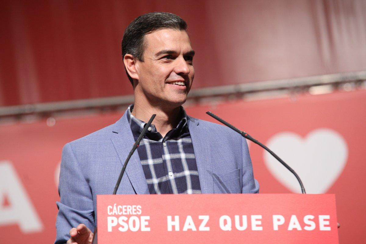 Programa electoral del PSOE para las Generales del 28-A