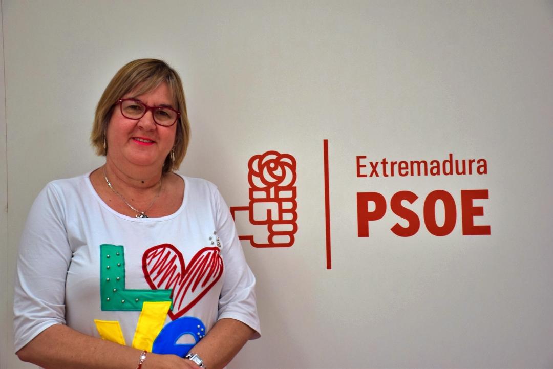 Marifé Plata Herrero: Lo primero que haremos es abrir el Centro de Día de Carcaboso