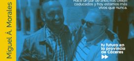 Miguel Á. Morales: «Reivindicar y transformar»