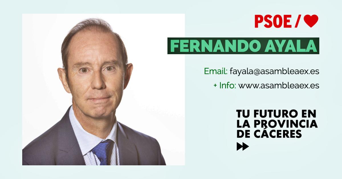 Fernando Ayala: «Tres jinetes»