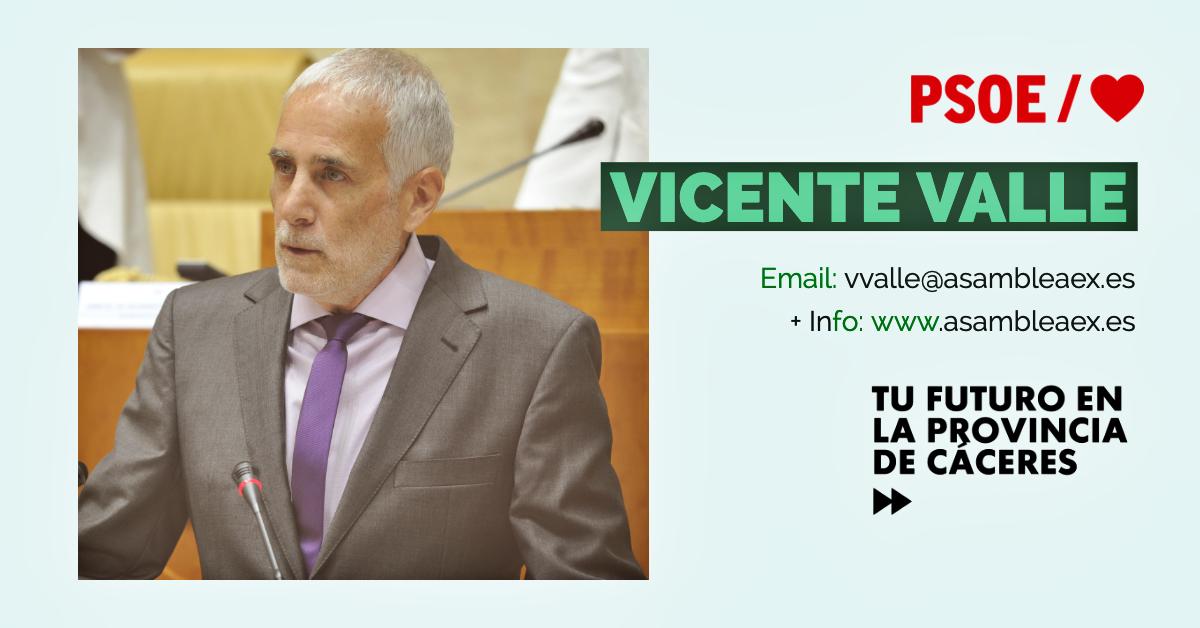 Conoce a #TuDiputado regional: Vicente Valle