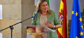 Blanca Martín apela a la suma de esfuerzos para que Extremadura pueda conquistar su propio futuro