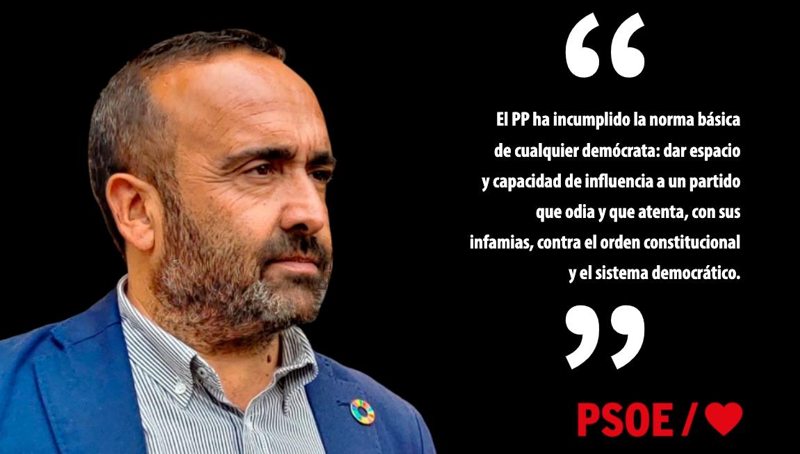 Miguel Á. Morales: «La derecha y el negacionismo»