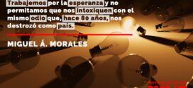 Miguel Á. Morales: «Apostemos por el futuro»
