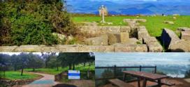 """Finalizan las obras de acceso a las ruinas romanas de """"Piedras Labradas"""" en Jarilla, a cargo de la Diputación de Cáceres"""