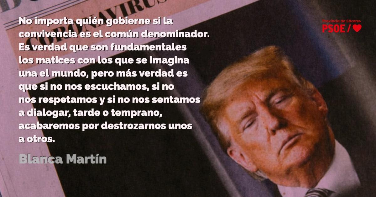 Blanca Martín: «Avanzar globalmente»
