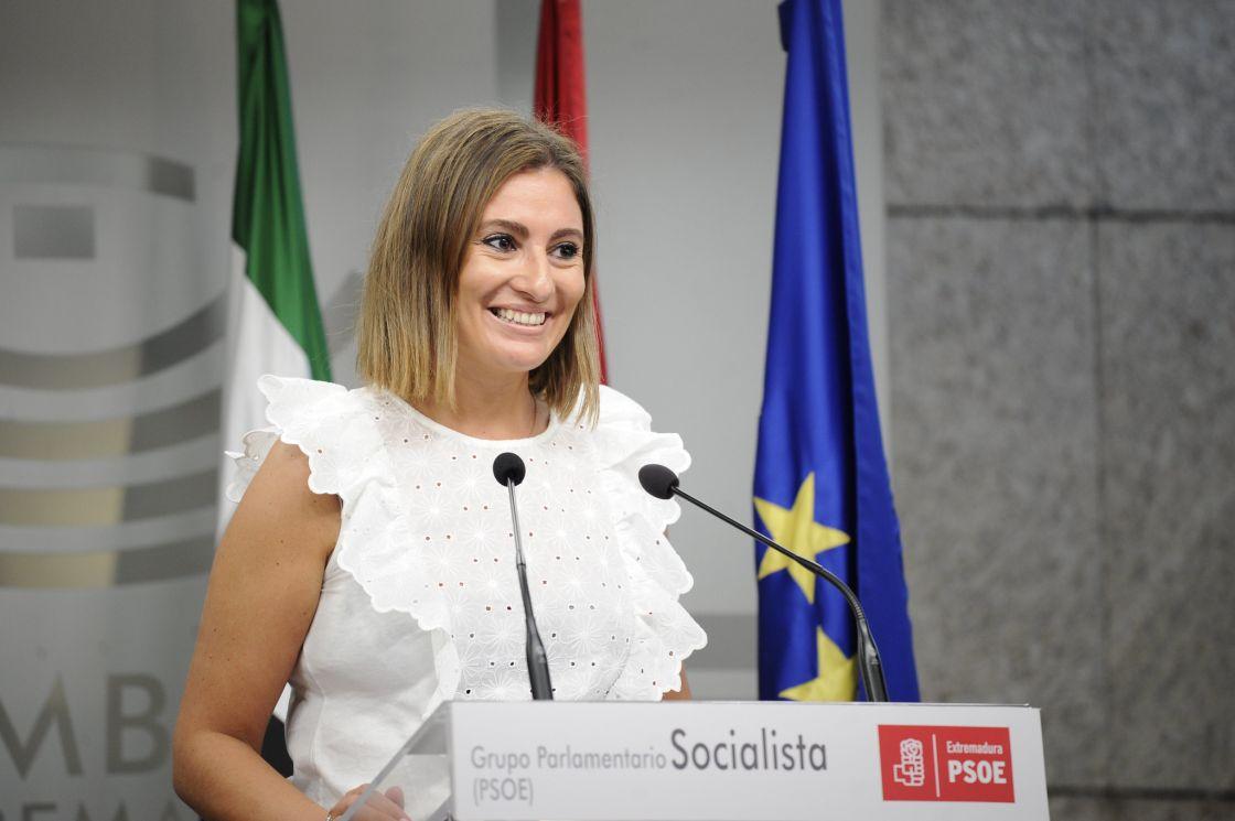 El Grupo Parlamentario Socialista apuesta por la generación de empleo