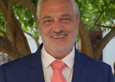 Secretaría de Estructuras Comarcales y Mancomunidades– Carlos Carlos Rodríguez