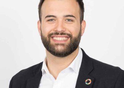 Secretaría de Movimientos Urbanos y Municipios superiores a los 10 mil habitantes – Luis Salaya Julián