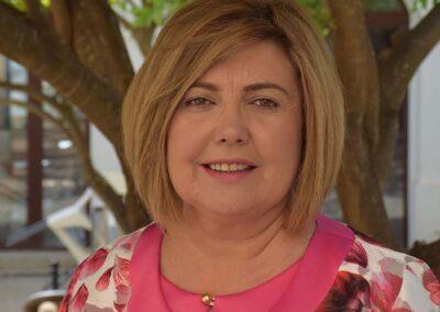 Presidencia Grupo Socialista en la Diputación de Cáceres – Rosario Cordero Rodríguez