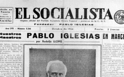 Sucedió en…1944. Primer Congreso del PSOE en el exilio