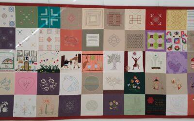 """El Museo Etnográfico Textil """"Pérez Enciso"""" expone El Tapiz de la Esperanza"""