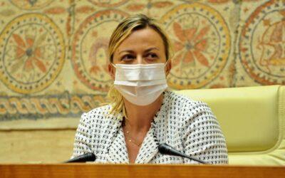 Blanca Martín: «A un hombre jefe de Estado no le preguntan si tiene lavadora, como hicieron con Merkel»