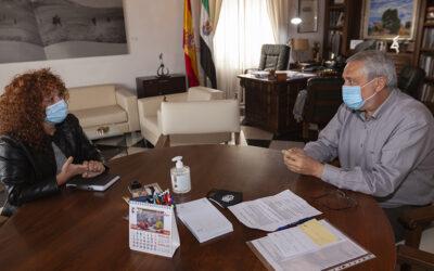 Diputación de Cáceres y REDEX, de la mano por el desarrollo territorial