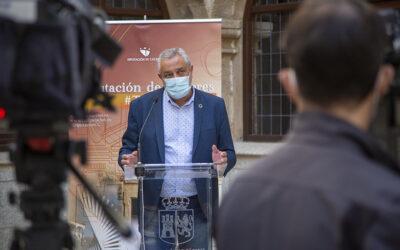 La Ejecutiva provincial del PSOE propone a Carlos Carlos para ocupar la Presidencia de la Diputación de Cáceres