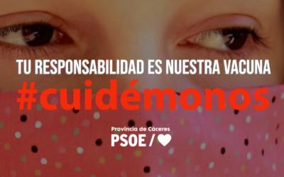 Extremadura afronta la reducción de la movilidad nocturna entre la medianoche y las 6 horas para reducir los contagios de COVID-19