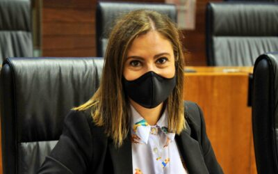 Lara Garlito: «Seguir la estela»